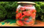 Заготовки из помидор на зиму. рецепты
