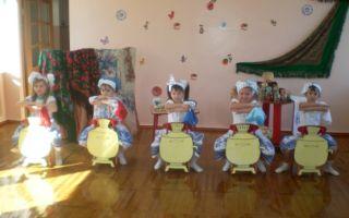 Инсценировка на весеннюю тему для дошкольников в детском саду