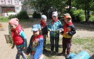 Сценарий летнего развлечения для детей 5-6 лет