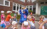 Сценарий летнего развлечения в детском саду в старшей группе на улице без подготовки