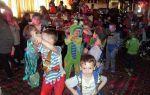 Дискотека в детском саду. сценарий