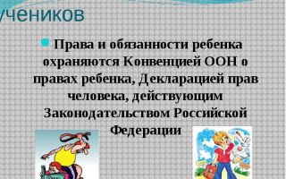 Конспект занятия для дошкольников «права и обязанности ребёнка». средняя группа