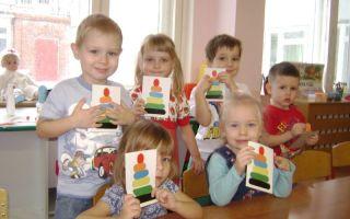 Конспект занятия в детском саду во 2 младшей группе. труд няни