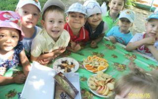 Праздник сладкоежки в детском саду. сценарий
