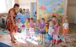 Весенний досуг в младшей группе детского сада. сценарий