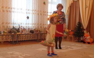 Сценарий музыкального досуга в подготовительной группе детского сада