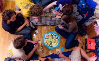 Игры для подростков