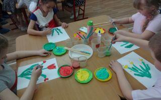 Конспект занятия в детском саду в подготовительной группе. рисование спирали