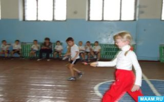 Сценарий спортивного праздника для детей младшего школьного возраста
