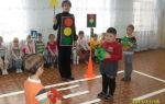 Беседа по пдд в подготовительной группе детского сада