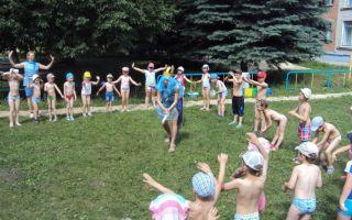 Праздник нептуна в лагере. сценарий для младших школьников