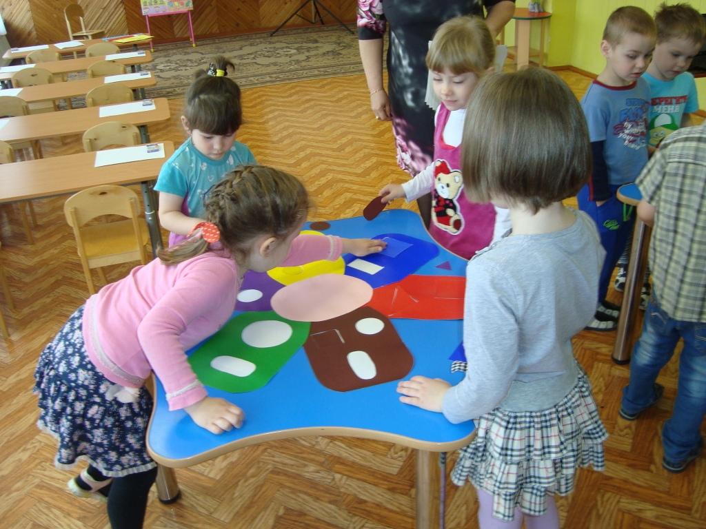 Занятия для средней группы детского сада картинки