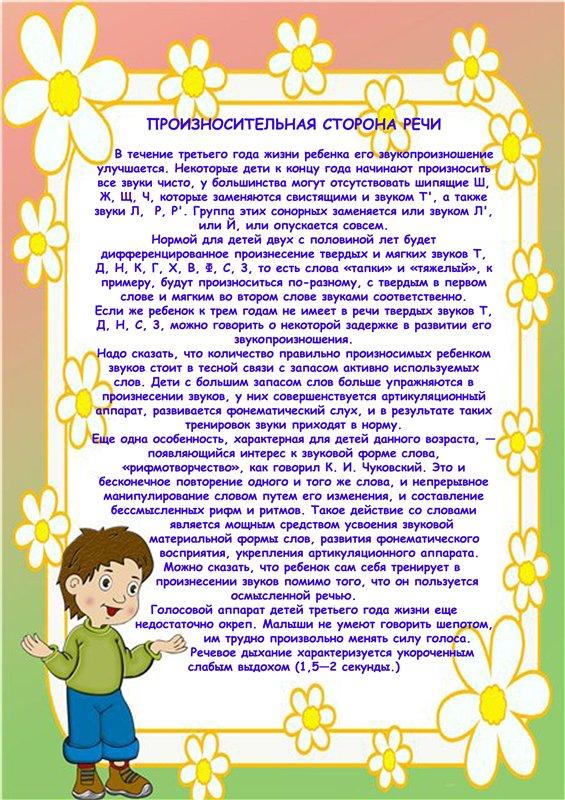 Игры на развитие речи для детей 2-3 лет - Педагог