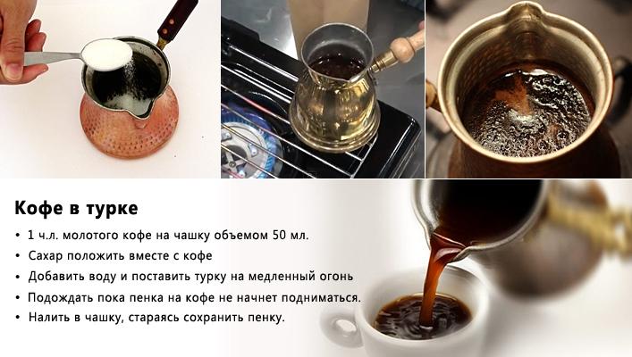 как сварить кофе в турке пошагово фото рыба довольно жирная