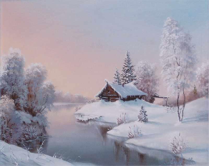 зимнее утро пушкин анимация этом фото кашпо